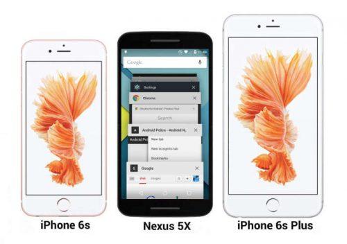 nexus5x-iphone6s